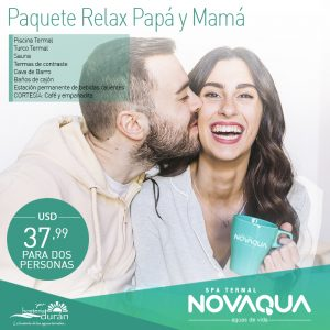 Relax papa y mama